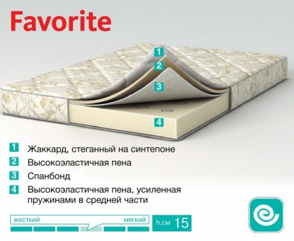 Матрас Compact Favorite